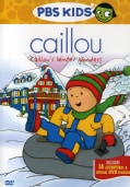 Caillou's Winter Wonders (DVD)