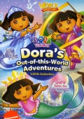 Dora's Out-Of-This-World Adventures DVD Collection (DVD)