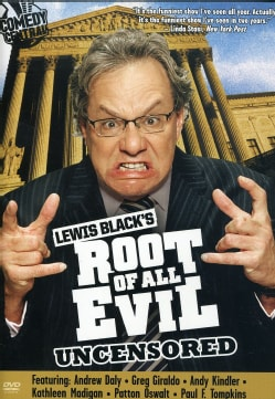 Lewis Black's Root Of All Evil (DVD)