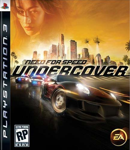 PS 3 - Need For Speed: Undercover