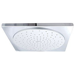 Claremont Square 12-inch Rain Showerhead with 130 Jets