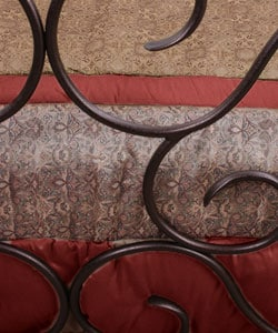Rosette King-size Bed