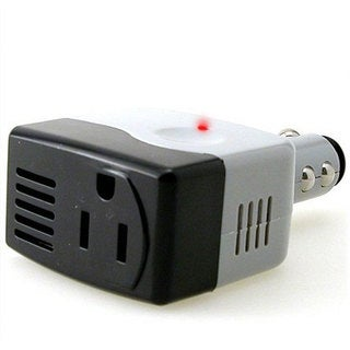 Universal DC to AC Adapter with Intelligent Sensor for Compatibility