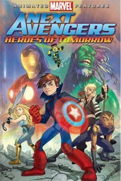 Next Avengers: Heroes of Tomorrow (DVD)