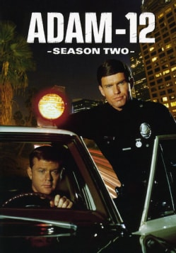 Adam-12: Season Two (DVD)
