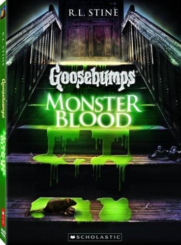 Goosebumps: Monster Blood (DVD)