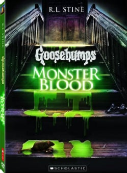 Goosebumps: Monster Blood (DVD)