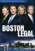 Boston Legal Season 4 (DVD)