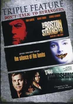 Don't Talk To Strangers Triple Feature (DVD)