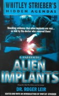 Casebook: Alien Implants (Paperback)