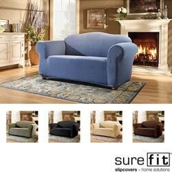 Sure Fit Pearson Stretch Sofa Slipcover