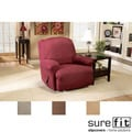 Stretch Suede Recliner Slipcover