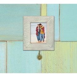 Sea Glass Wood 12x12 Postbound Scrapbook