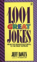1,001 Great Jokes (Paperback)