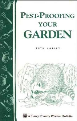 """Scat"": Pest-Proofing Your Garden (Paperback)"