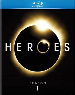 Heroes: Season 1 (Blu-ray Disc)