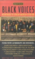 Black Voices: An Anthology of African-American Literature (Paperback)