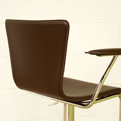 Leverett Brown Bar Stool