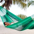 Hand-woven Large Deluxe Caribbean Dream  Hammock (Mexico)