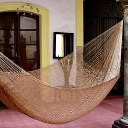 Glowing Copper Large Deluxe Hammock (Mexico)