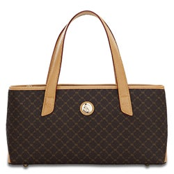 Rioni Signature East West Handle Handbag