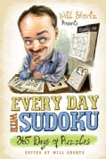 Will Shortz Presents Every Day with Sudoku: 356 Days of Puzzles (Paperback)