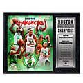 Boston Celtics 2008 Championship Plaque