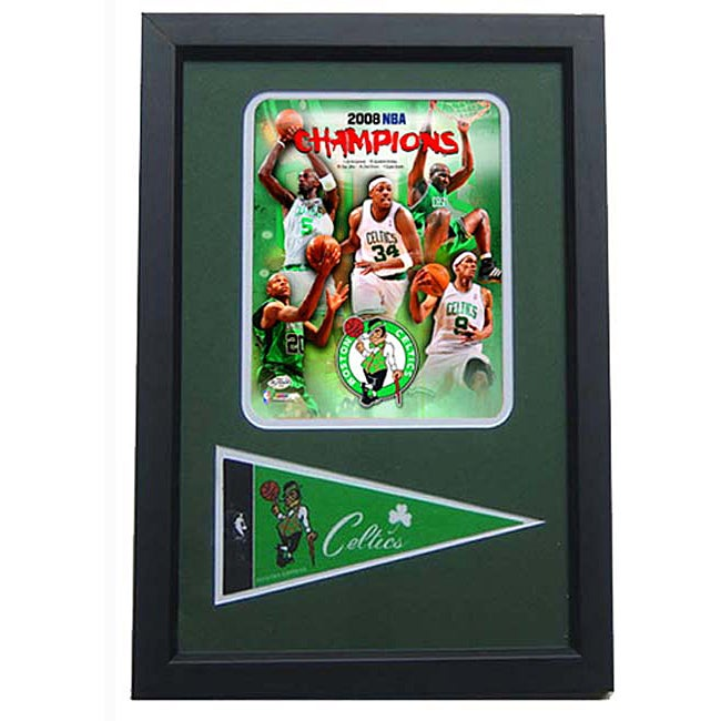 Boston Celtics 2008 Championship Print