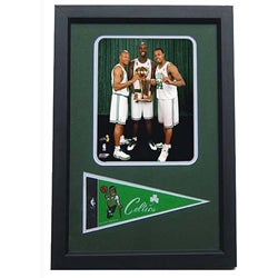 Boston Celtics Big 3 Championship Print