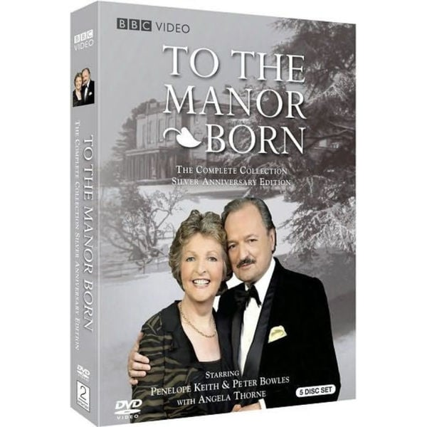 To the Manor Born: The Complete Series- Silver Anniversary Edition (DVD) 3911256