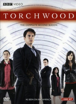 Torchwood: The Complete Second Season (DVD)