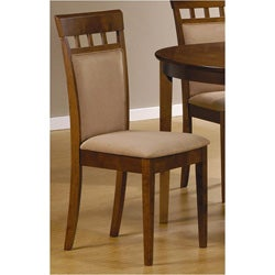 Walnut Imperial Dining Chair (Set of 2)