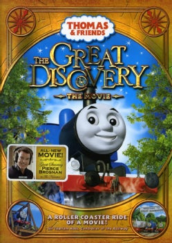 Thomas & Friends: The Great Discovery Movie (DVD)