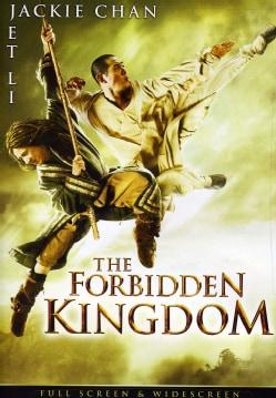 The Forbidden Kingdom (DVD)