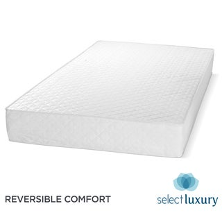 Select Luxury Sweet Baby Extra Firm Crib Mattress