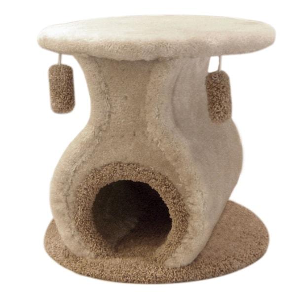 21-inch Kitty Cat Hacienda Cat Furniture Tree