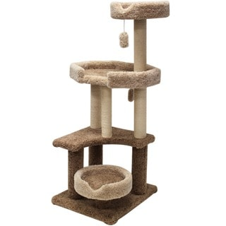 Kitty Cat Jungle Gym 55-inch Cat Tree
