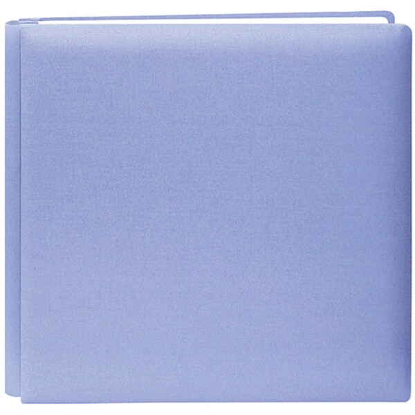 Family Treasures Powder Blue 12x12 Album with 40 Bonus Pages