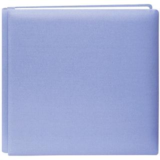 Family Treasures Powder Blue 12x12 Album with 40 Bonus Pages