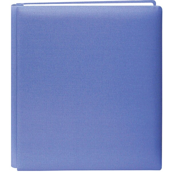Family Treasures Island Blue 8.5x11 Album with 40 Bonus Pages