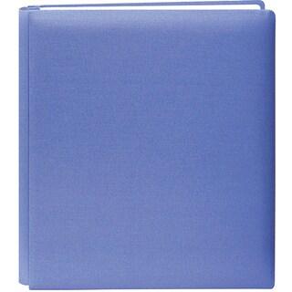 Family Treasures Island Blue 8.5x11 Album with 40 Bonus Pages