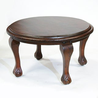 Ball Foot Round Coffee Table (India)