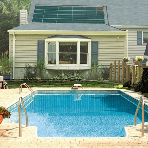 Sunheater Solar Pool Heater 11368045 Overstock Shopping The Best Prices On Pool Heaters