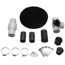 SunHeater Systems Solar-powered In-ground Swimming Pool Heater Kit