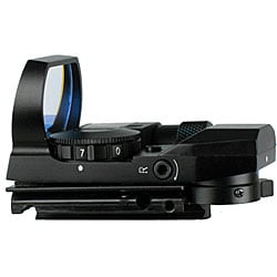 Sightmark Reflex Black Multi-reticle Rifle Scope