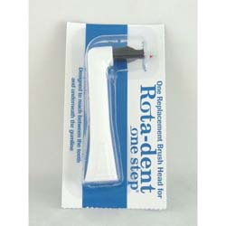 Rota-Dent Replacement Brush Head