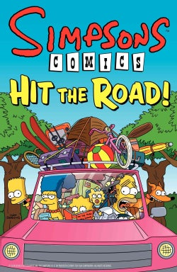 Simpsons Comics Hit the Road! (Paperback)