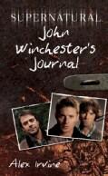 Supernatural: John Winchester's Journal (Hardcover)
