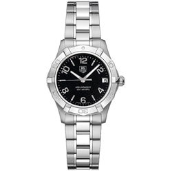 Tag Heuer Aquaracer Women's Black Dial Watch