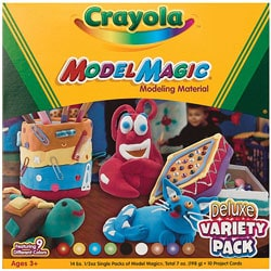 Crayola Model Magic Variety Pack